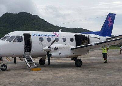 Air Rarotonga Airlines In Cook Islands