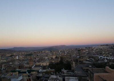 Casablanca City View Morocco