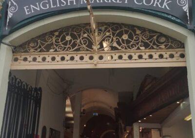 English Market Cork In Ireland