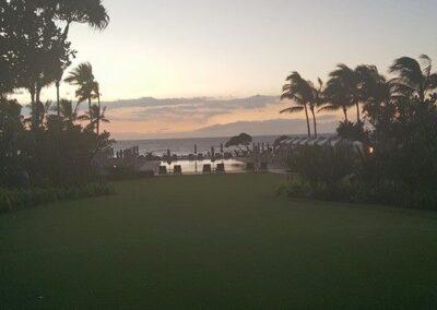 Huge Ground At Four Seasons Resort Hualalai, Kailua-Kona, Hi, United States