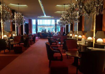 Luxury Restaurant In Amsterdam, Netherlands