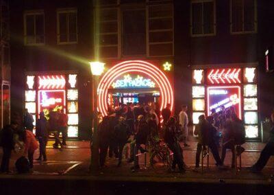 Nightlife In Amsterdam, Netherlands
