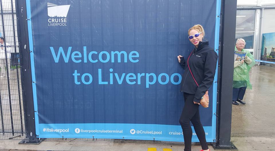 Rachelle Ginsberg at Cruise Liverpool