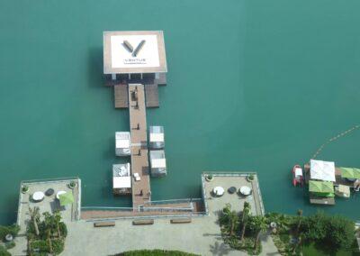 Skyview Of Ventus Lounge Bahrain