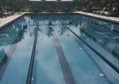 Swimming Pool In Four Seasons Resort Hualalai, Kailua-Kona, Hi, United States