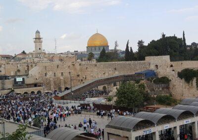 Western Wall At Israel